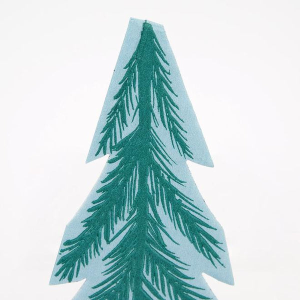 Tree Shaped Paper Napkins