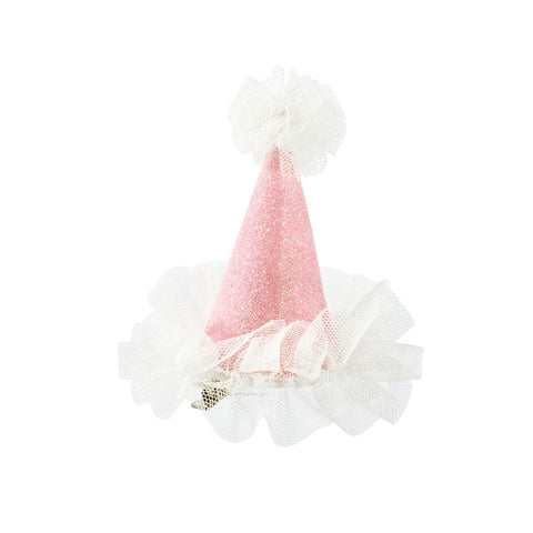 We Heart Pink - Mini Party Hats
