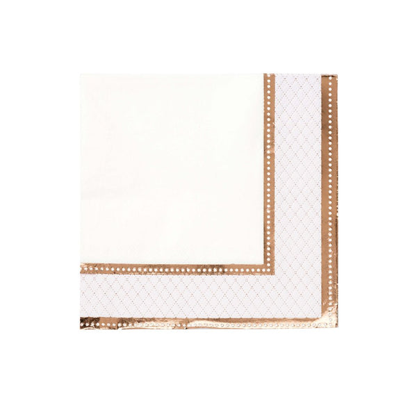 Rose Gold Napkins