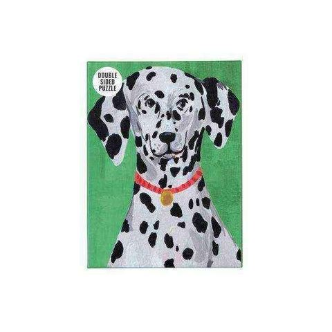 Double Sided Jigsaw Puzzle | Dalmatian 100 Pieces
