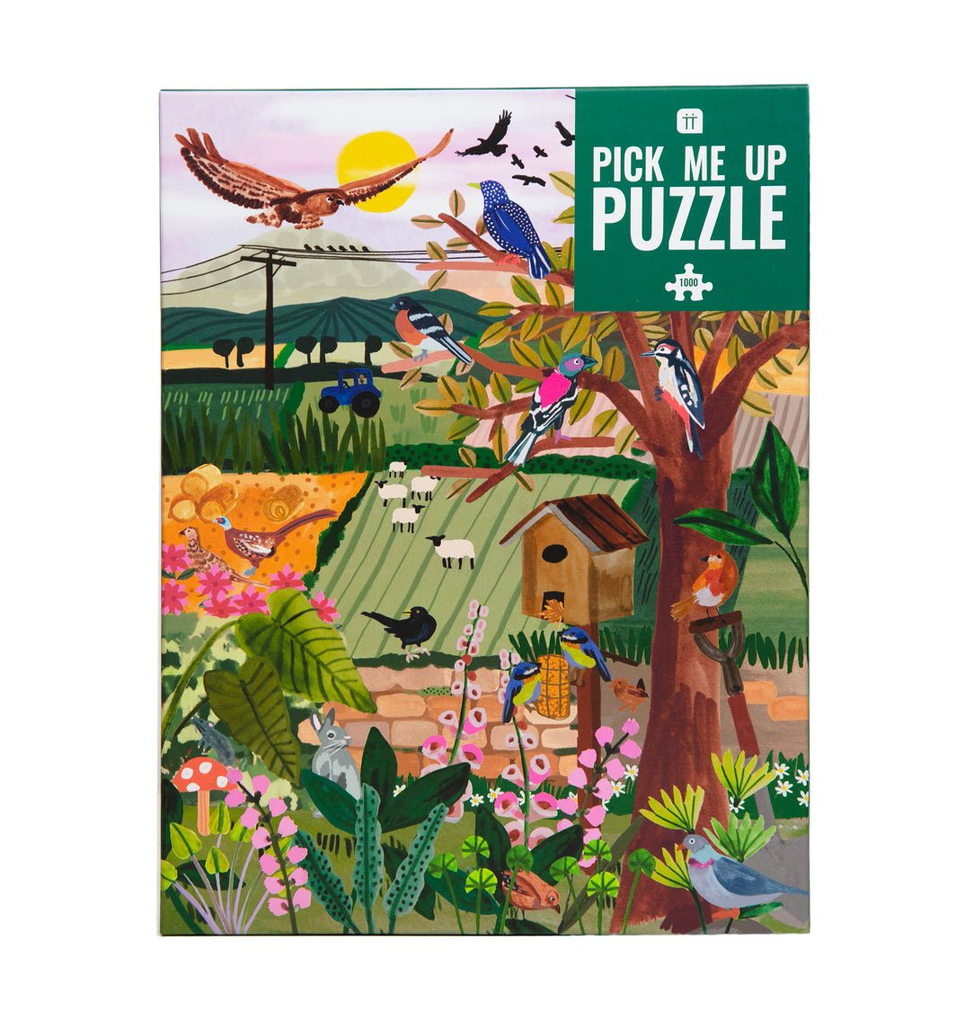 1000 Piece Countryside Jigsaw Puzzle