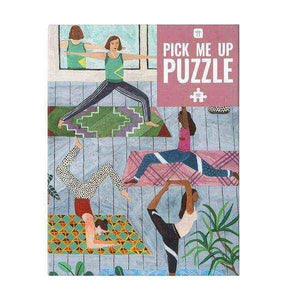 Yoga Jigsaw Puzzle 500 Pieces