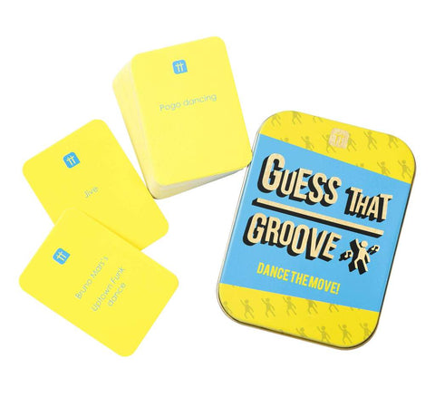 Guess That Grove | Fun In A Tin