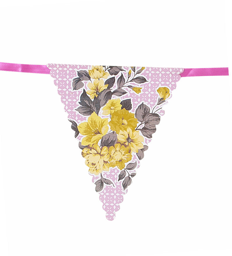 Truly Scrumptious - Bunting