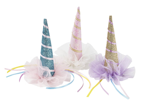 Unicorn Sparkly Hats