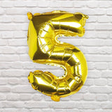 Number Balloons - 5