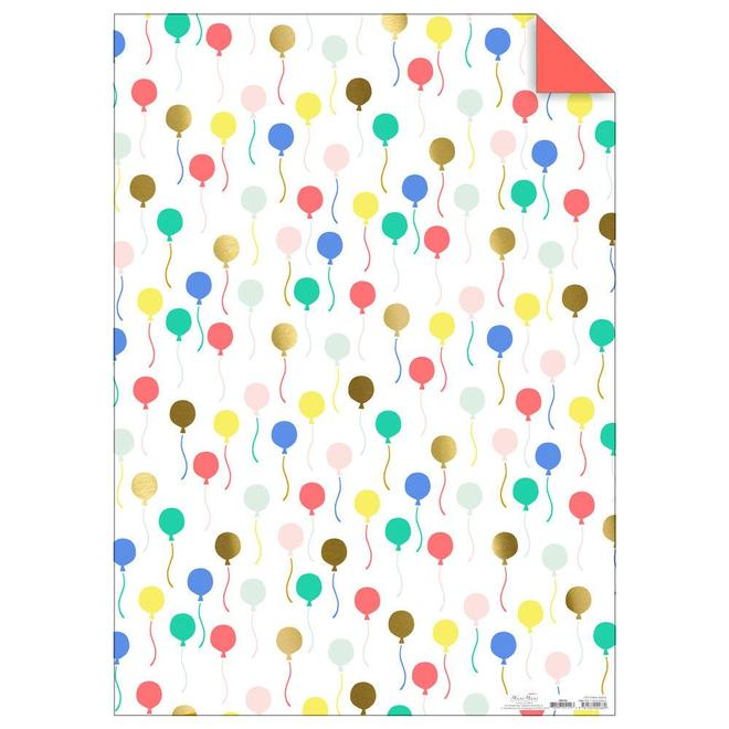 Balloon Wrapping Paper