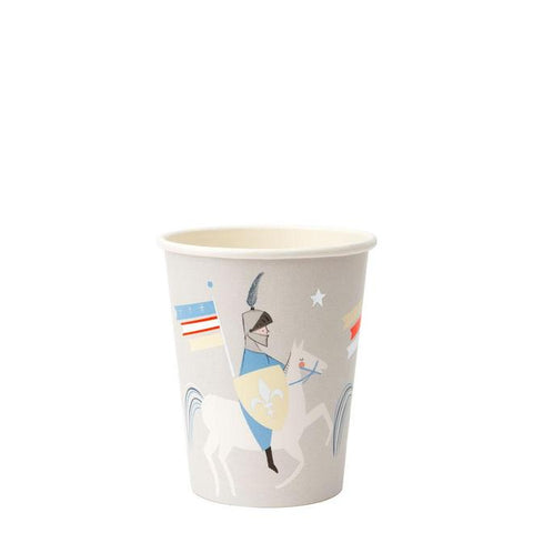 Dragon Knights Paper Cups