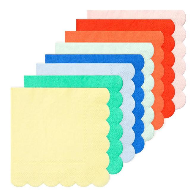 Party Palette - Large Paper Napkins