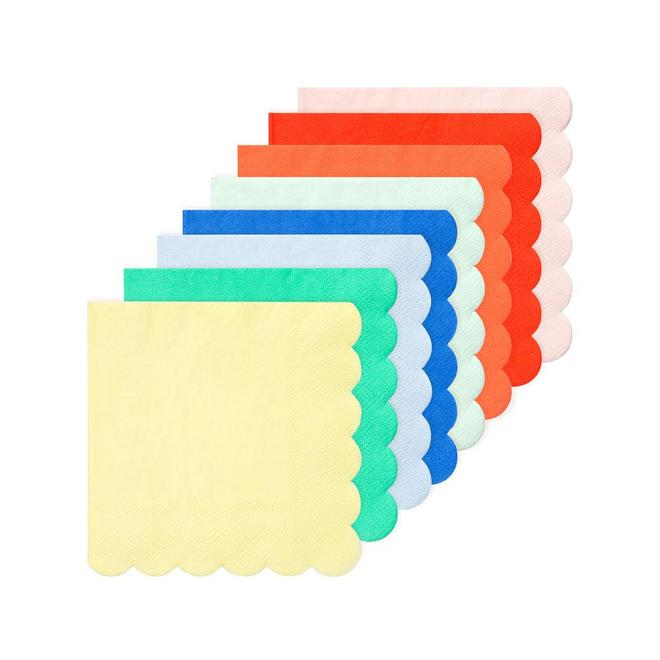 Party Palette - Small Paper Napkins