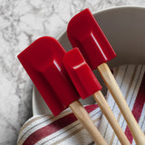 Vintage Collection - Ultra-Pure Silicone 3-Piece Spatula Set