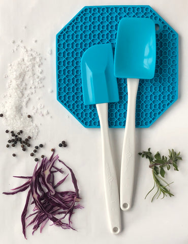 The House Warmer Silicone Utensils Gift Set