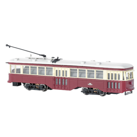 "Bachman ""N"" Scale Street Car"