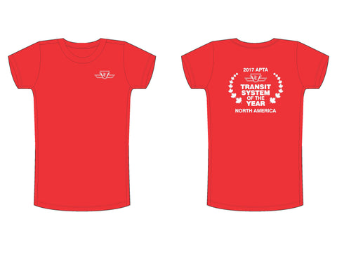 Ladies' TTC APTA T-Shirt