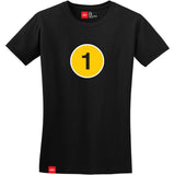 Subway Line T-Shirt - Ladies'