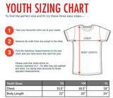 Stations T-Shirt, White - Child/Youth