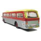Maroon Paint Scheme Model Bus - Standard Version