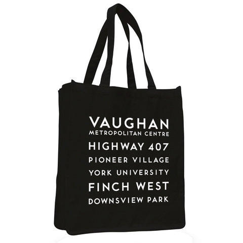 New Stations Shopping Tote