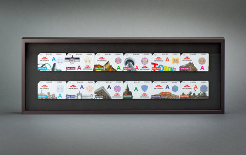 Framed Metropasses