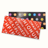 Station Name Wrapping Paper