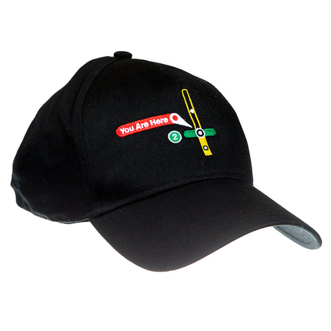 "TTC ""You are Here"" Cap"