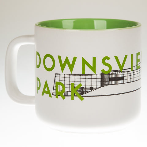 Downsview Park Station Mug, Green