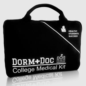 DormDoc College Medical Kit 125 Pieces DD20