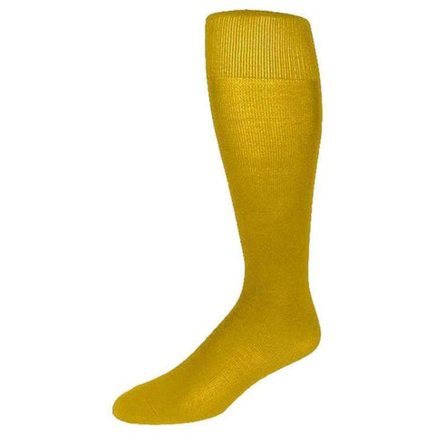 YELLOW TRAINING SOCK (ALL SIZES)
