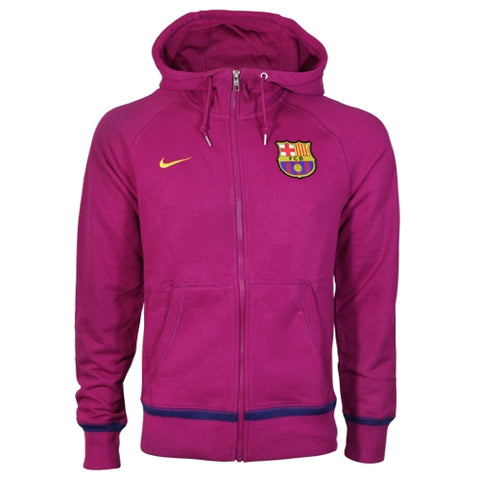 NIKE BARCELONA 2016 AUTHENTIC JACKET BERRY- MEN