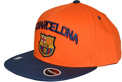 BARCELONA ORANGE HATS