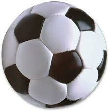CAR MAGNETS SOCCER BALL