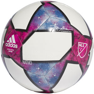 Adidas MLS 2019 Top Capitano Soccer Ball