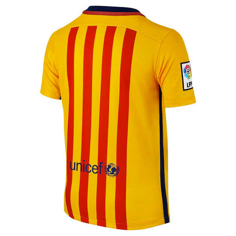 YS BARCELONA QATAR AIRWAYS JERSEY