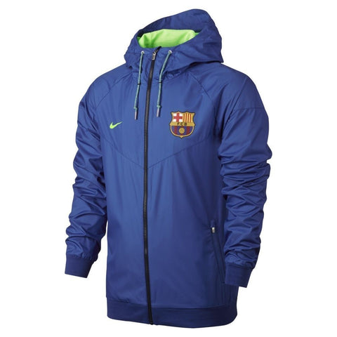 NIKE BARCELONA AUTHENTIC WINDRUNNER JACKET