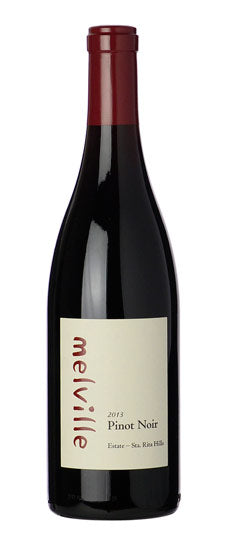 2013 MELVILLE ESTATE PINOT NOIR 750ML