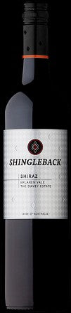 2014 SHINGLEBACK SHIRAZ THE DAVEY ESTATE 750ML