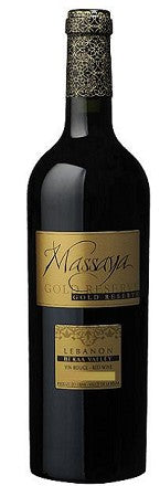 2011 MASSAYA GOLD RESERVE RED 750ML