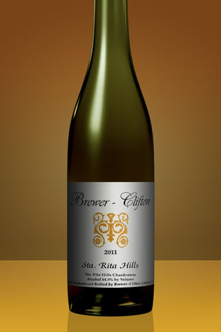 2011 BREWER-CLIFTON CHARDONNAY SANTA RITA HILLS 750ML