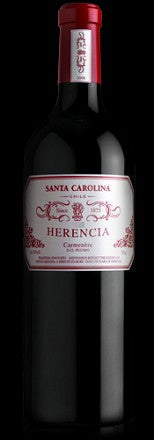 2010 SANTA CAROLINA CARMENERE HERENCIA 750ML