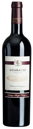 2012 GUARACHI CABERNET SAUVIGNON HERITAGE SINGLE VINEYA 750ML