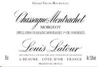 2012 LOUIS LATOUR CHASSAGNE-MONTRACHET MORGEOT 750ML