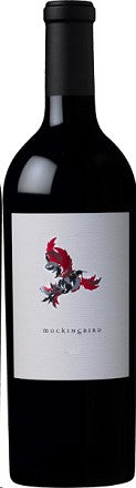 2014 MOCKINGBIRD RED 750ML