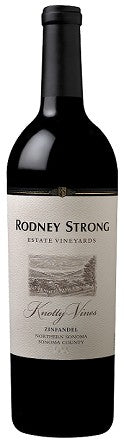 2014 RODNEY STRONG ZINFANDEL ESTATE KNOTTY VINES 750ML