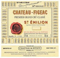 2010 CHATEAU FIGEAC ST. EMILION GRAND CRU 750ML