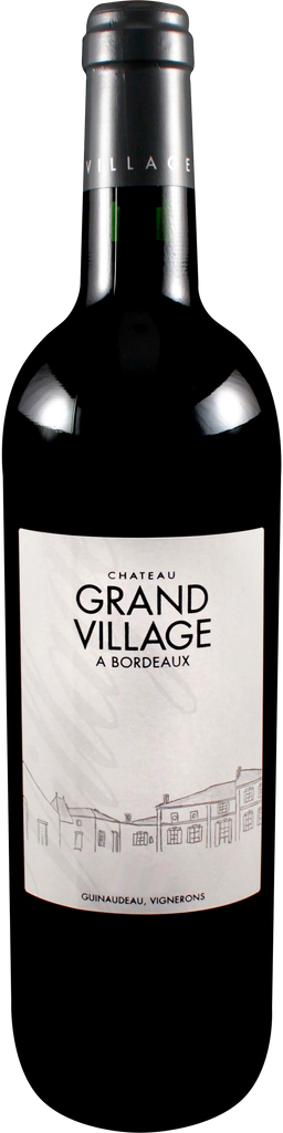 2010 CHATEAU GRAND VILLAGE BORDEAUX SUPERIEUR 750ML