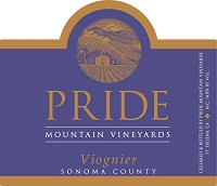 2016 PRIDE MOUNTAIN VINEYARDS VIOGNIER 375ML