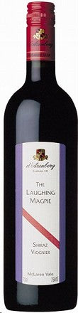 2014 D'ARENBERG SHIRAZ VIOGNIER THE LAUGHING MAGPIE 750ML