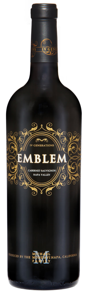 2015 EMBLEM CABERNET SAUVIGNON NAPA VALLEY 750ML