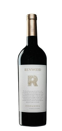 2012 RENWOOD ZINFANDEL FIDDLETOWN 750ML