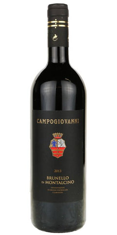 2013 CAMPOGIOVANNI BRUNELLO DI MONTALCINO 375ML